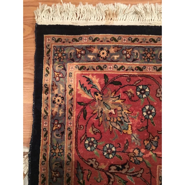 "Vintage Persian Area Rug - 9'x12'7"" - Image 6 of 11"