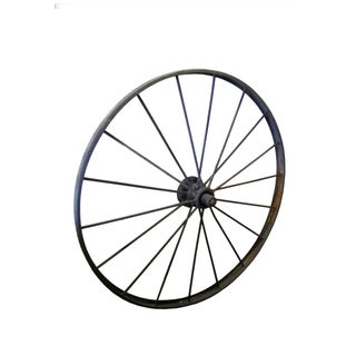 Decorative Metal Wagon Wheel