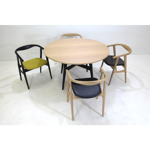 Image of Mid-Century Hans Wegner Dining Set