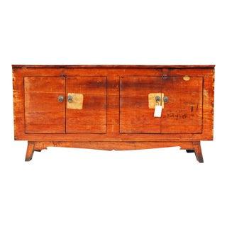 Chinese Gansu Art Deco Sideboard Cabinet
