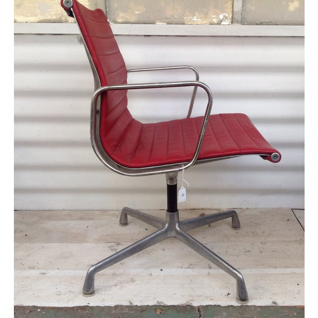 Vintage Herman Miller Eames Swivel Office Chair - Image 3 of 6