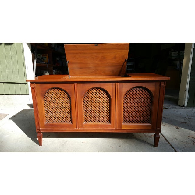 Wurlitzer DX 22 1950's Stereo Console - Image 2 of 8
