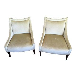 Baker Tivoli Lounge Chairs - A Pair