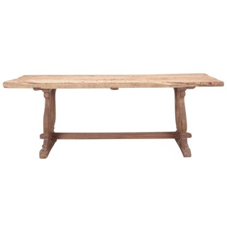 Sarreid Ltd Trestle Dining Table
