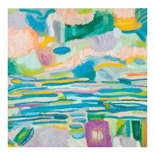 """Creamsicle"" Painting by Sophie Hoad Halma"