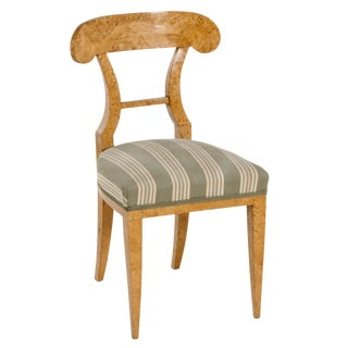 Karelian Birch Russian Chair