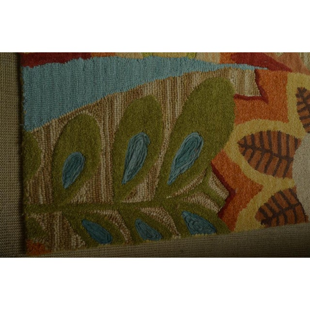 Attractive Carpet Runner in Multi-Colored Deco Pattern - Image 7 of 9