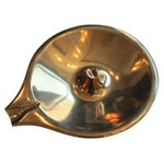 Image of Italian Brass Ash Tray