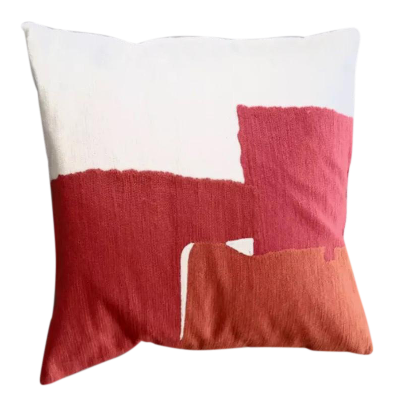 West Elm  Steven Alan Stripes Designer Decorative Pillow