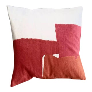 West Elm- Steven Alan Stripes Designer Decorative Pillow