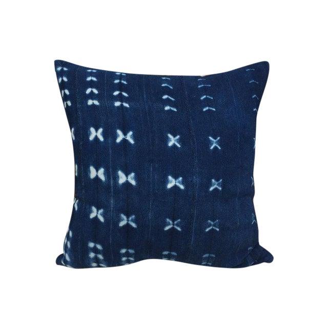 Vintage Textile Pillow - Image 1 of 5