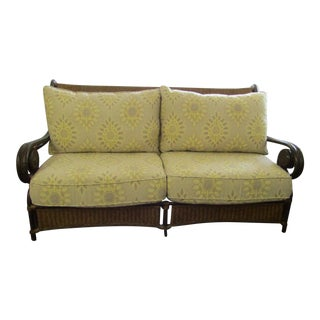 Palm Springs Rattan Garden Classics Sofa Loveseat