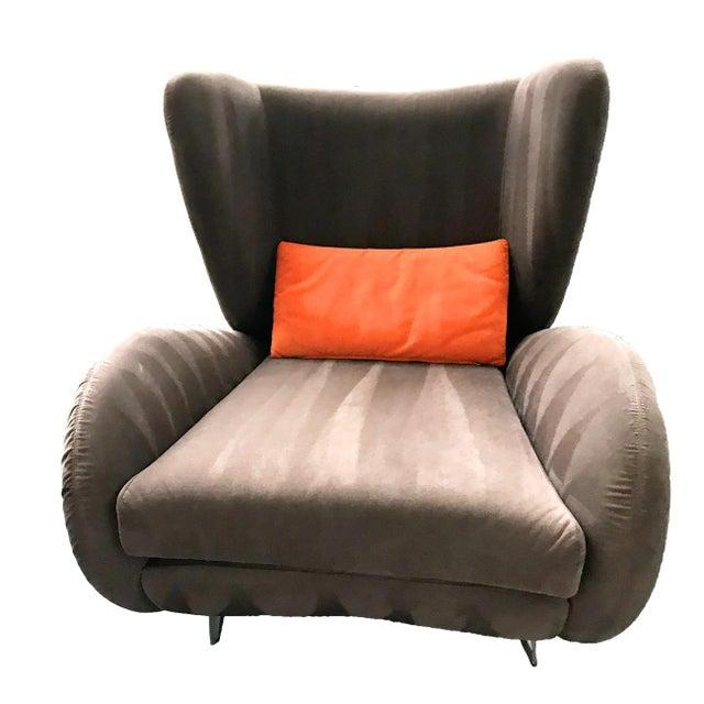 """Vladimir Kagan """"Fiftyish"""" Sofa & Chairs - Set of 3 - Image 8 of 9"""