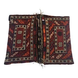 Turkish Wool Saddlebag