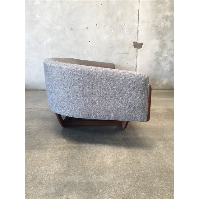 Mid-Century Modern Sofa by Adrian Pearsall - Image 8 of 9