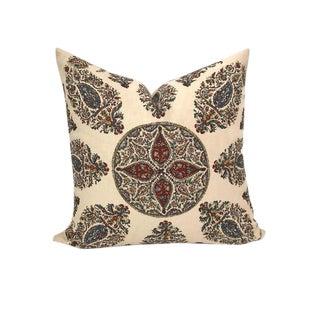 Peter Dunham Samarkand Linen Pillow Cover