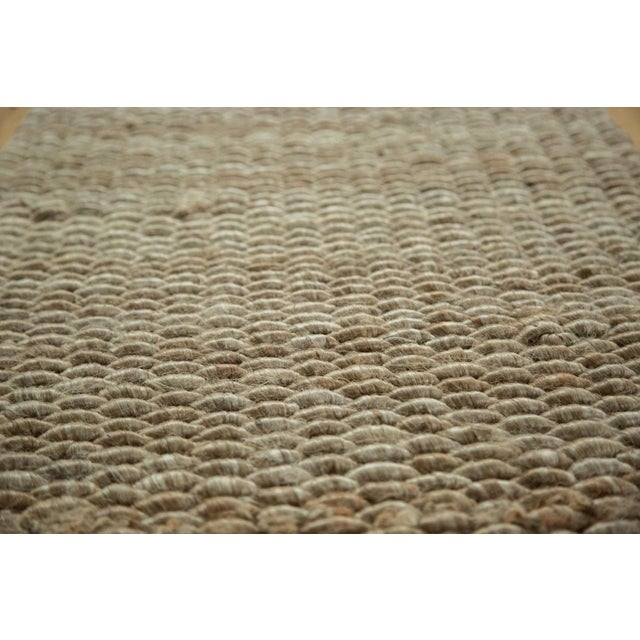 "Hand Braided Grey Entrance Mat - 2' X 3'2"" - Image 2 of 2"