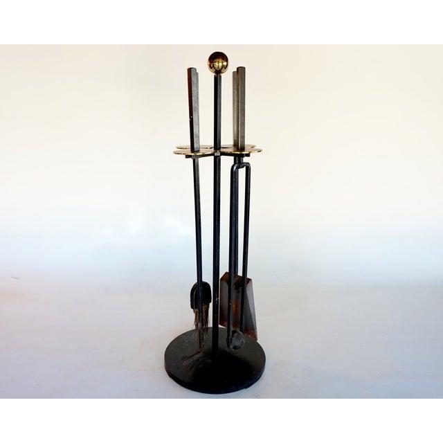 Mel Bogart 1950s Fire Tool Set - Image 2 of 7