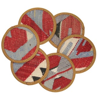 Kilim Terzibaşı Coasters - Set of 6