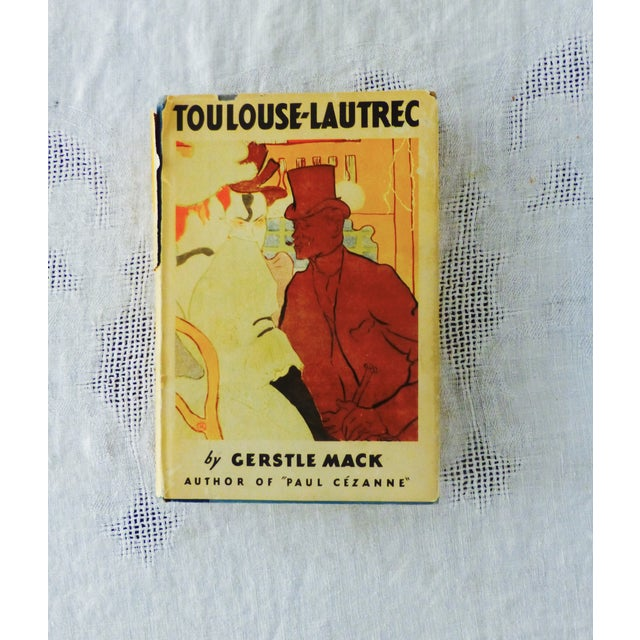 Toulouse-Lautrec Book, 1953 - Image 2 of 9