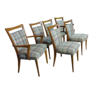 Mid-Century Heywood Wakefield Dining Chairs - Set of 6