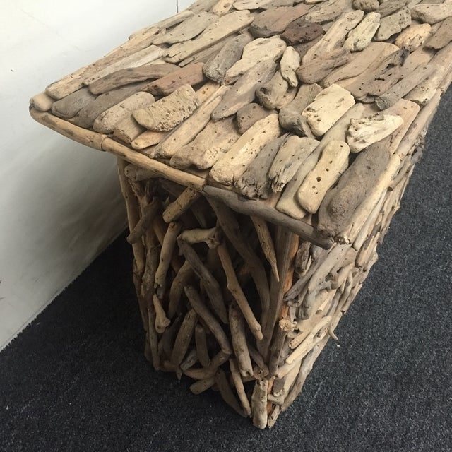 Wooden Branch Table - Image 3 of 5
