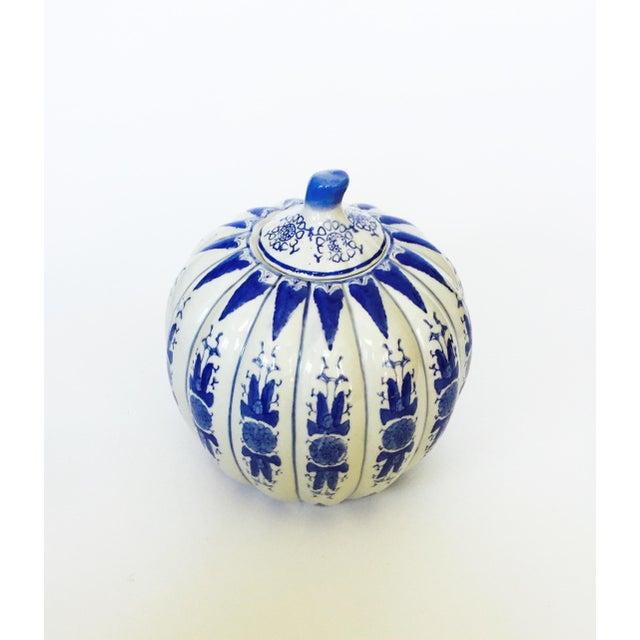 Vintage Blue & White Ginger Jar - Image 3 of 5