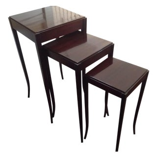 Barbara Barry by Baker Nesting Tables