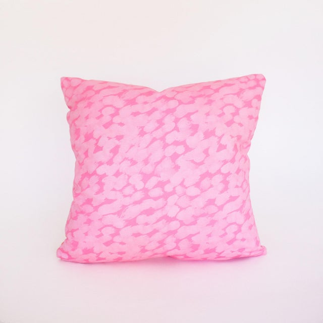 Millie Brushstroke Pillow - Image 3 of 4