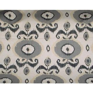 Ikat Linen Fabric - 5 Yards
