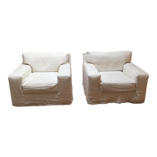 Cisco Brothers Loft Chairs - A Pair