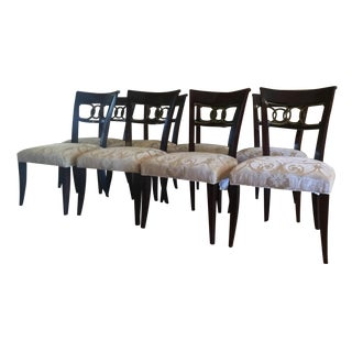 Baker Thomas Pheasant Cleo Dining Chairs - 8