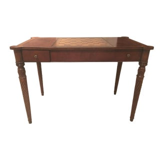 Kreiss Oak Game Table