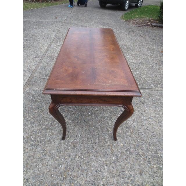 Vintage Henredon Desk From Indiana Governor - Image 4 of 8
