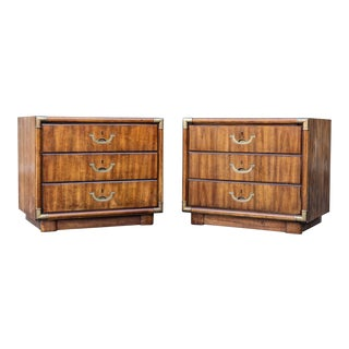 Drexel Accolade Nightstands - A Pair