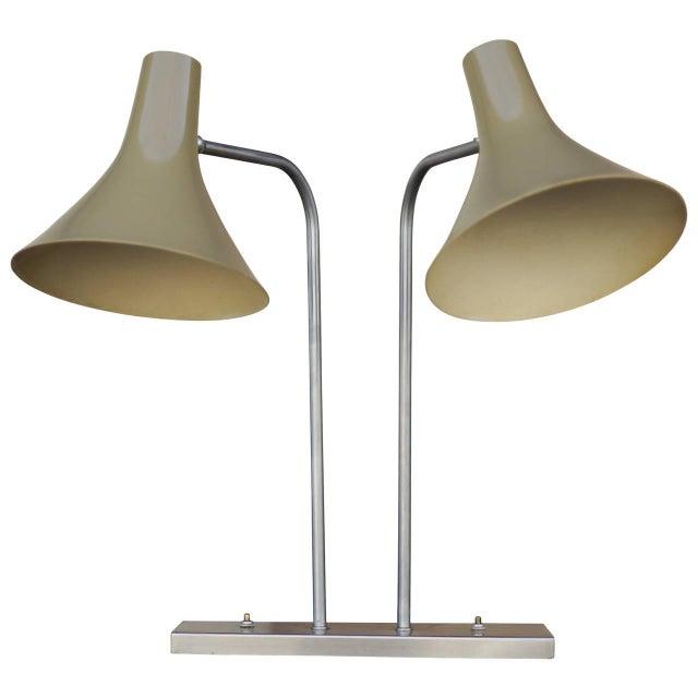 Walter Von Nessen Dual Desk Lamp - Image 2 of 6