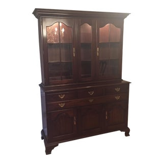 Hitchcock China Cabinet - Fine Furniture