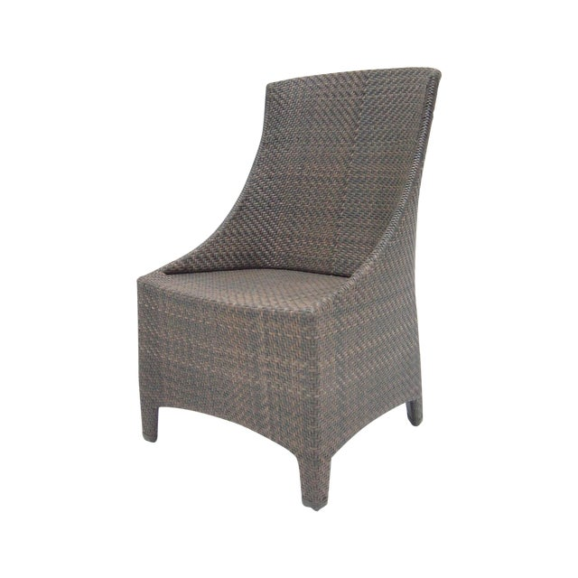 St. Tropez Outdoor Dining Side Chair - Image 1 of 4