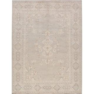 """Apadana - Modern Oushak Rug, 10' x 13'5"""""""