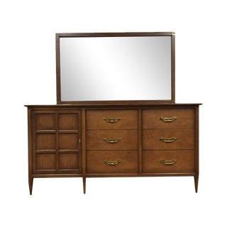 Broyhill Dresser and Mirror