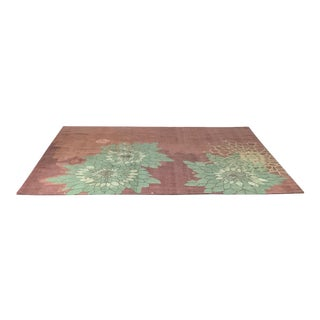 Kim Squaglia for Limn Collection Hand Knotted Rug - 8' x 10'