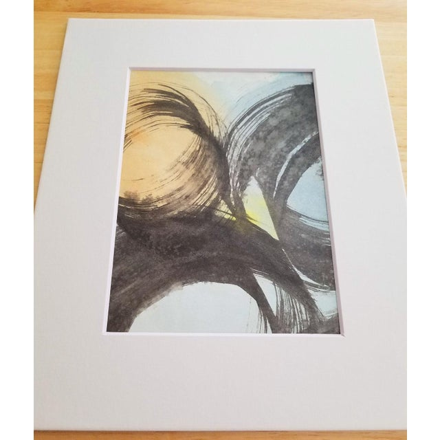 Geometric Abstract Modern Painting - Image 2 of 5