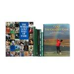 Image of Vintage Golf Selection Books - Set of 7