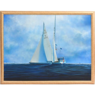 Maritime Painting by Gabriel Duarte