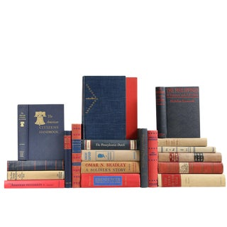 U.S. History Selections: The Red, White & Blue - Set of 20