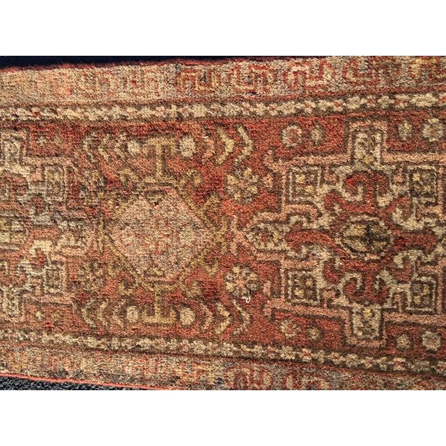 "Vintage Persian Karajeh Rug - 1'7"" X 3'3"" - Image 3 of 9"