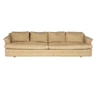 FOUR-SEAT SOFA BY EDWARD WORMLEY FOR DUNBAR