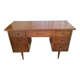 Mid-Century Modern Bassett Writing Desk