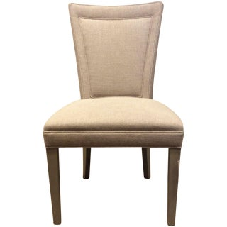 Hickory Chair Flare Back Side Chair