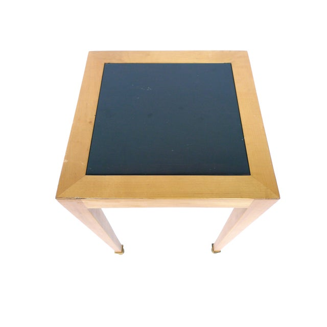 Donghia Madrid Square Side Tables - Image 4 of 10